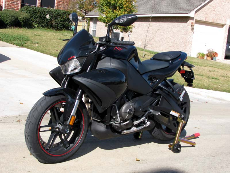 2009 Buell 1125 CR For Sale - DFW, TX